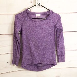 Girls athletic top